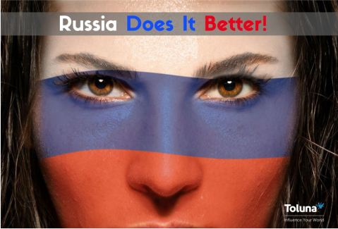 russia does it better